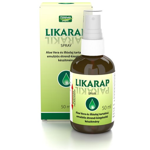 Likarap spray